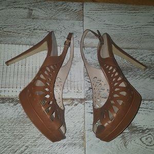 BCBGENERATION  Size 11b Sling Back Heels